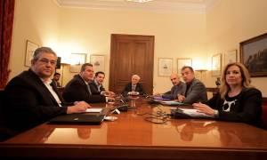 Αποτελέσματα δημοψήφισμα 2015 - Κρίσιμη σύσκεψη των πολιτικών αρχηγών στο Προεδρικό Μέγαρο