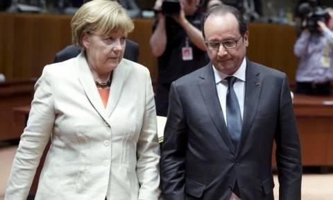 Αποτελέσματα Δημοψηφίσματος 2015: Απόψε το ραντεβού Μέρκελ - Ολάντ για την Ελλάδα