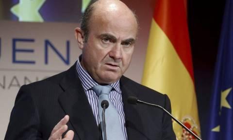 Αποτέλεσμα δημοψήφισμα 2015 - Ντε Γκίντος: Ανοικτός σε τρίτο πακέτο ο Ισπανός ΥΠΟΙΚ