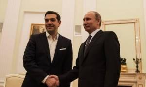 Τηλεφωνική επικοινωνία με τον Τσίπρα ζήτησε ο Πούτιν
