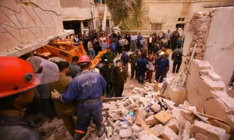 Ιράκ: Επτά νεκροί από βόμβα που έπεσε πάνω σε σπίτια στη Βαγδάτη