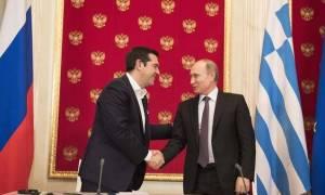 Πούτιν σε Τσίπρα: Στηρίζω τους Έλληνες για να ξεπεράσουν τις δυσκολίες
