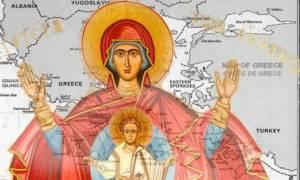 Οραμα μοναχού: Η Παναγία σώζει την Ελλάδα