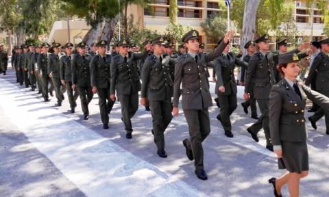 Αποφοίτηση νέων Δοκίμων Εφέδρων Αξιωματικών της 2015 Α ΕΣΣΟ (pics)