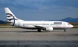 Χωρίς τέλος εξυπηρέτησης τα εισιτήρια AEGEAN - Olympic για τους Έλληνες επιβάτες
