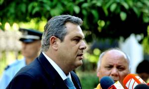 Καμμένος: Μονόδρομος η συμφωνία - Κοινή ανακοίνωση των πολιτικών αρχηγών (vid)