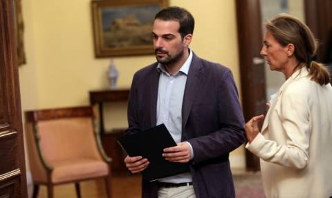 Σακελλαρίδης: Ο πρωθυπουργός ζήτησε τη στήριξη των πολιτικών αρχηγών