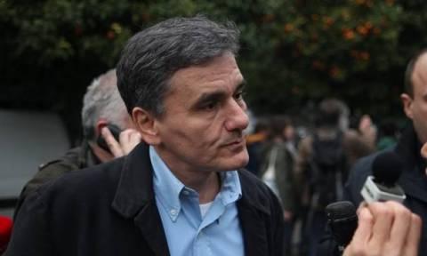 Ορκίστηκε νέος υπουργός Οικονομικών ο Ευκλείδης Τσακαλώτος