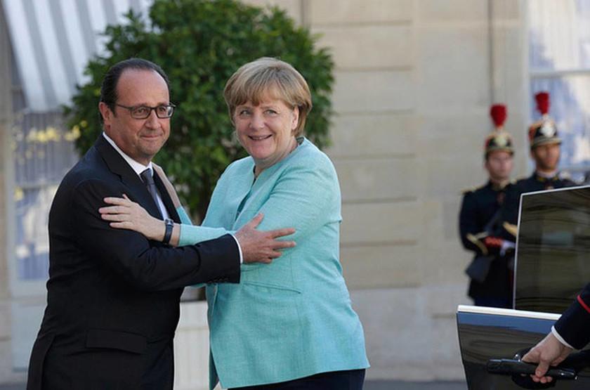 Μέρκελ – Ολάντ: Περιμένουμε τις προτάσεις της ελληνικής κυβέρνησης