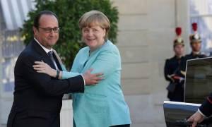 Μέρκελ – Ολάντ: Περιμένουμε τις προτάσεις της ελληνικής κυβέρνησης (video)