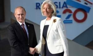Αποτέλεσμα δημοψηφίσματος: Παρέμβαση Πούτιν στο ΔΝΤ για την Ελλάδα
