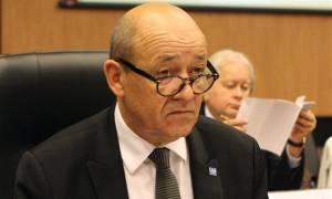 Λε Ντριάν: Το δημοψήφισμα στην Ελλάδα δεν είχε να κάνει με το ΝΑΤΟ