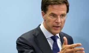 Μήνυμα Ρούτε στην Ελλάδα: Βαθιές μεταρρυθμίσεις αν θέλετε να μείνετε στο ευρώ