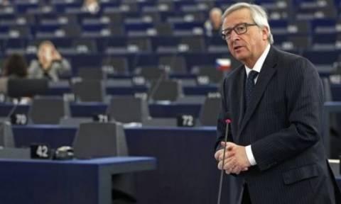 Ενημέρωση Γιούνκερ για την Ελλάδα στο Ευρωπαϊκό Κοινοβούλιο