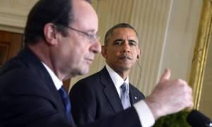 Επικοινωνία Ομπάμα-Ολάντ για την Ελλάδα