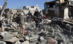 Υεμένη: 176 νεκροί από τους αραβικούς βομβαρδισμούς