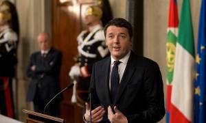 Σύνοδος Κορυφής – Ρέντσι: Πρέπει να οικοδομηθεί μία πολιτική και όχι μόνο οικονομική Ευρώπη