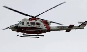 Φοβερή πρόκληση: Tουρκικό ελικόπτερο πέταξε πάνω από φυλάκια του στρατού στο Αιγαίο!