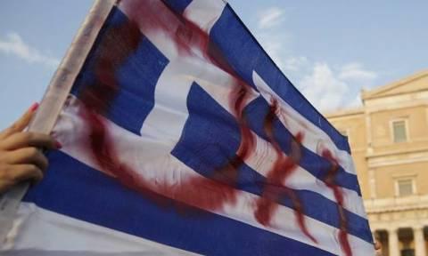 Σκίτσο-πρόκληση του ολλανδικού Τύπου για την Ελλάδα
