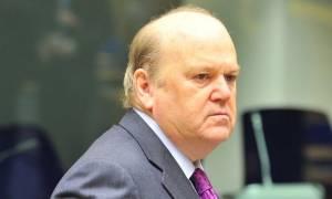 Ιρλανδός ΥΠΟΙΚ: Αναδιαμόρφωση του ελληνικού χρέους θα μπορούσε να γίνει αποδεκτή