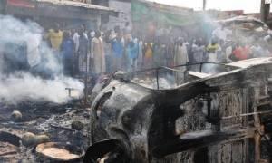 Νιγηρία: Τουλάχιστον 25 νεκροί από έκρηξη βόμβας