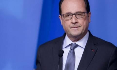 Σύνοδος Κορυφής - Ολάντ: Υπάρχει ακόμη περιθώριο για συμφωνία