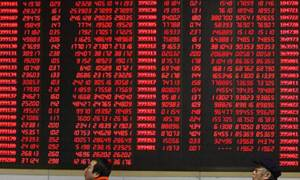 Σε χαμηλό τετραμήνου οι κινεζικές μετοχές