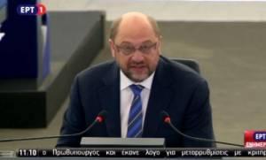 Δείτε LIVE τη συζήτηση στο Ευρωκοινοβούλιο για την Ελλάδα