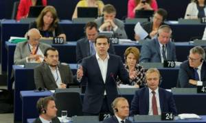 Tsipras to European parliament: We do not have mandate for rift but for return to European values