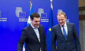 Tusk: If someone believes that there will be no repercussions from a Grexit, is naive