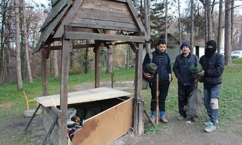 Σερβία: Κέντρο υποδοχής μεταναστών εγκαινιάστηκε στην πόλη Πρέσεβο