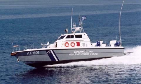 Διάσωση 527 μεταναστών στο ανατολικό Αιγαίο