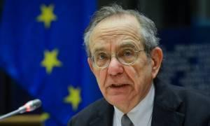 Πάντοαν: Να βοηθήσουμε την Ελλάδα να επανέλθει στην ανάπτυξη