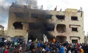 Αίγυπτος: Νεκροί άμαχοι από πτώση οβίδας