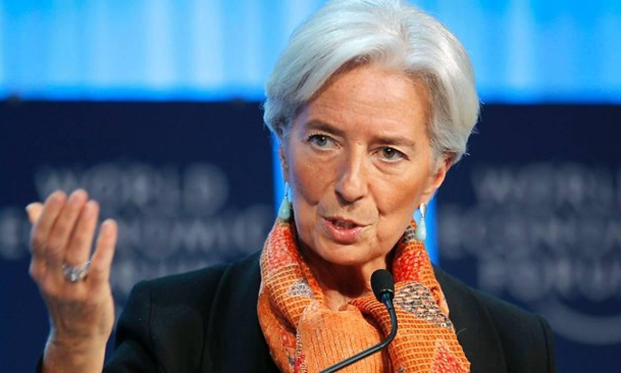 Λαγκάρντ: Η Ελλάδα αντιμετωπίζει οξεία κρίση – Η αναδιάρθρωση του χρέους της κρίνεται απαραίτητη