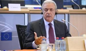 Ολομέλεια Ε.Κ.: Ο Αβραμόπουλος ανακοίνωσε τα πρώτα μέτρα για την Ασφάλεια και κατά της τρομοκρατίας