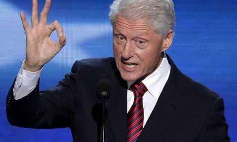 Ο Μπιλ Κλίντον επικεφαλής αντιπροσωπείας των ΗΠΑ στην Σρεμπρένιτσα