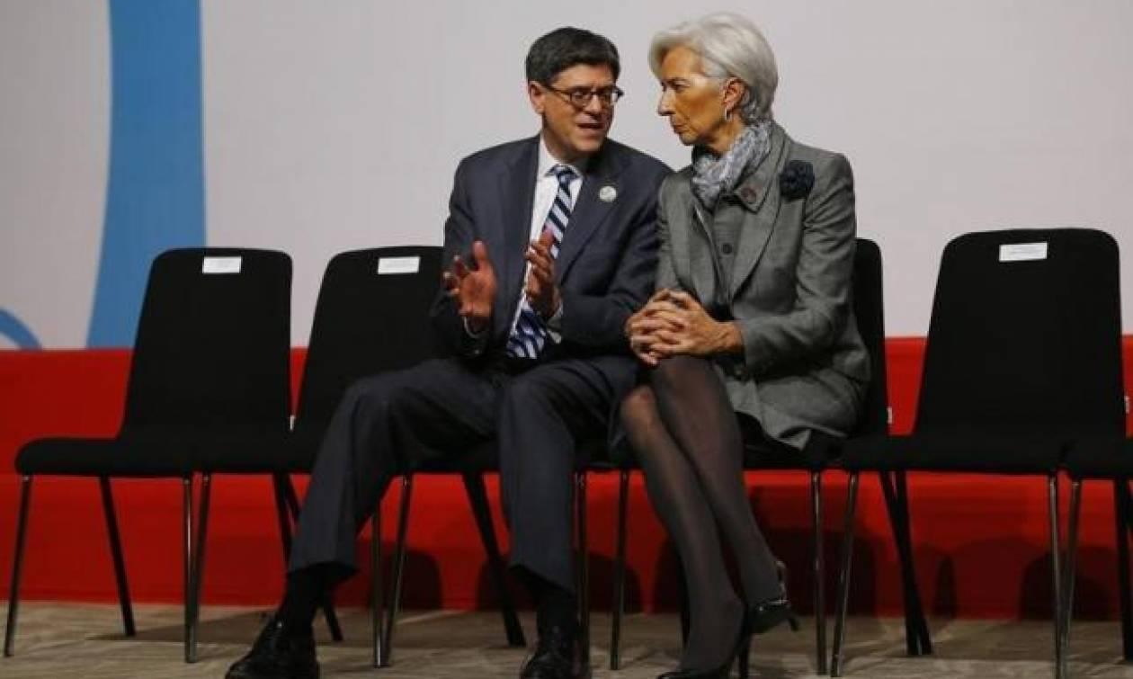 Παραμένουν στο παιχνίδι... με συστάσεις το ΔΝΤ και παρεμβάσεις η αμερικανική κυβέρνηση