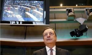 Διαπραγματεύσεις - Ο Ντράγκι δηλώνει άγνοια αλλά τα βλέπει δύσκολα για συμφωνία