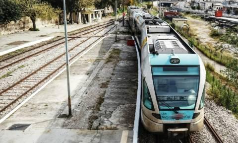 Προαστιακός σιδηρόδρομος: Αναστέλλονται τα δρομολόγια Θεσσαλονίκη - Λάρισα