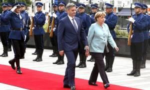 Διαπραγματεύσεις: «Όχι» της Μέρκελ σε κούρεμα των ευρωπαϊκών δανείων προς την Ελλάδα