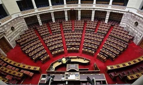 Συμφωνία: Τι προβλέπει το άρθρο 109 του κανονισμού της Βουλής