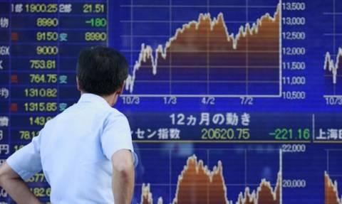 Τόκιο: Με μικρή πτώση άνοιξε το Χρηματιστήριο