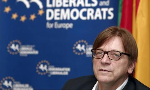 Συμφωνία - Φέρχοφσταντ: «Η Ελλάδα είναι σύμπτωμα της κρίσης της Ευρώπης»