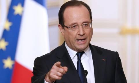 Συμφωνία - Ολάντ: Σοβαρές και αξιόπιστες οι ελληνικές προτάσεις