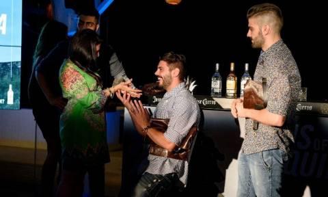 O Λευτέρης Πετρογεωργάκης είναι ο μεγάλος νικητής που θα διεκδικήσει τον τίτλο του Don of Tequila!