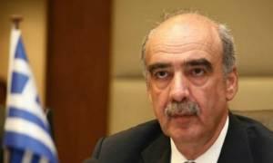 Συμφωνία - ΝΔ: Σύσκεψη με τους βουλευτές που μετέχουν στις Επιτροπές της Βουλής πριν την Ολομέλεια