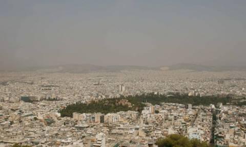 Εκτός ορίου το όζον στην Αθήνα την Παρασκευή (10/7)
