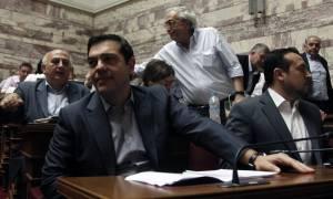 Συμφωνία - Βούρκωσε ο Τσίπρας στην ΚΟ του ΣΥΡΙΖΑ: Αν δεν υπάρχει δεδηλωμένη, δεν συνεχίζουμε
