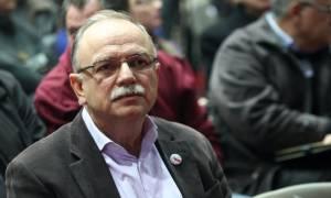 Συμφωνία - Παπαδημούλης: Προέχει λύση εντός ευρώ